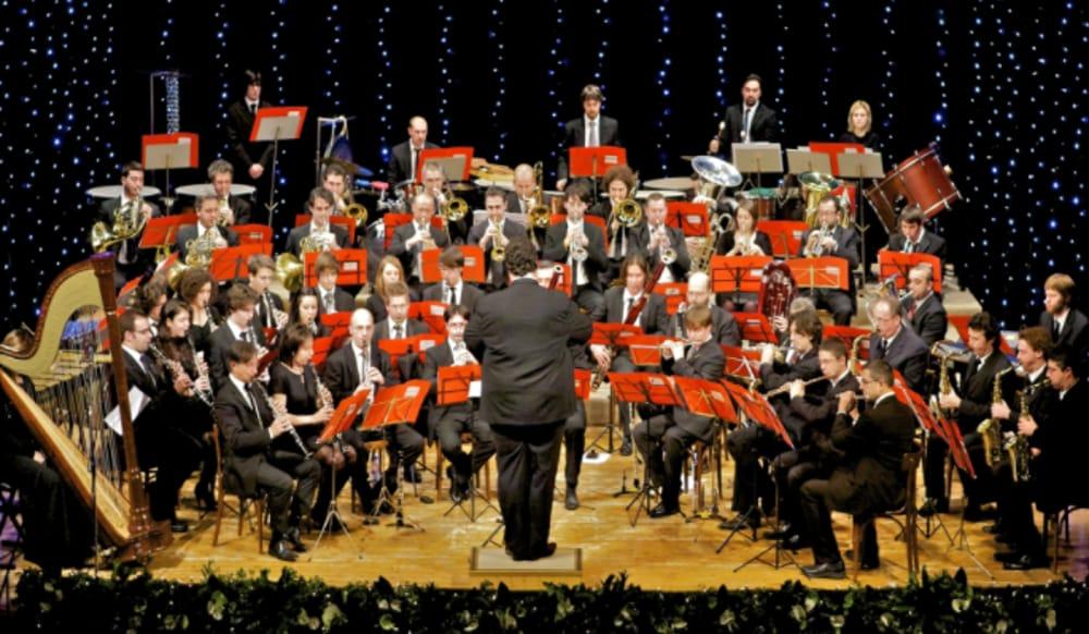 Orchestra Fiati della Provincia di Vicenza (immagini di archivio)
