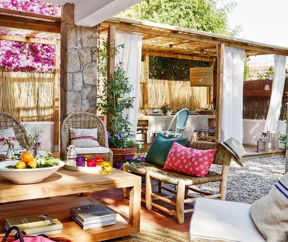 Giardino da sogno idee e consigli per arredare l esterno for Come sistemare la casa
