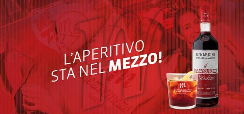 """Festa Nardini """"L'Aperitivo sta nel Mezzo"""" al Qubò di Costabissara (immagini facebook)"""