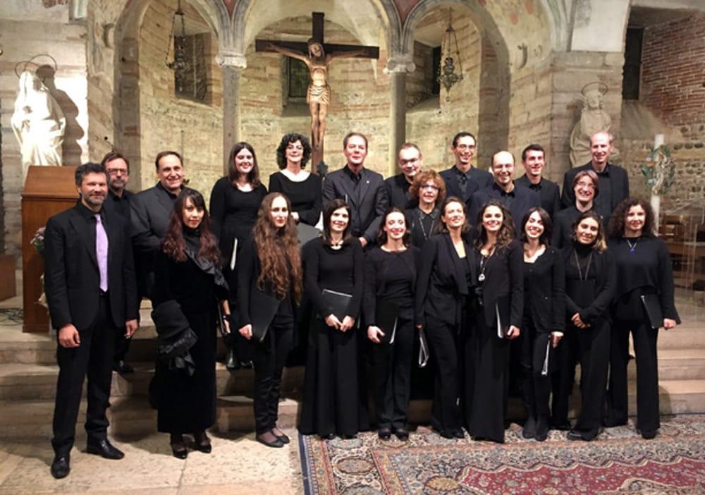 Coro Caterina Ensemble (immagini di archivio)