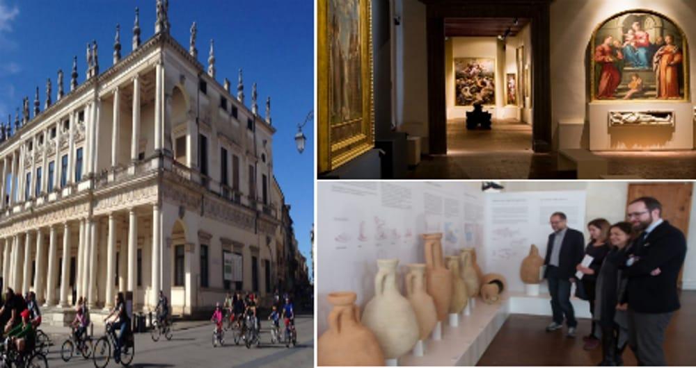 Palazzo Chiericati, Gallerie d'Italia, Museo Naturalistico Archeologico (immagini di archivio)