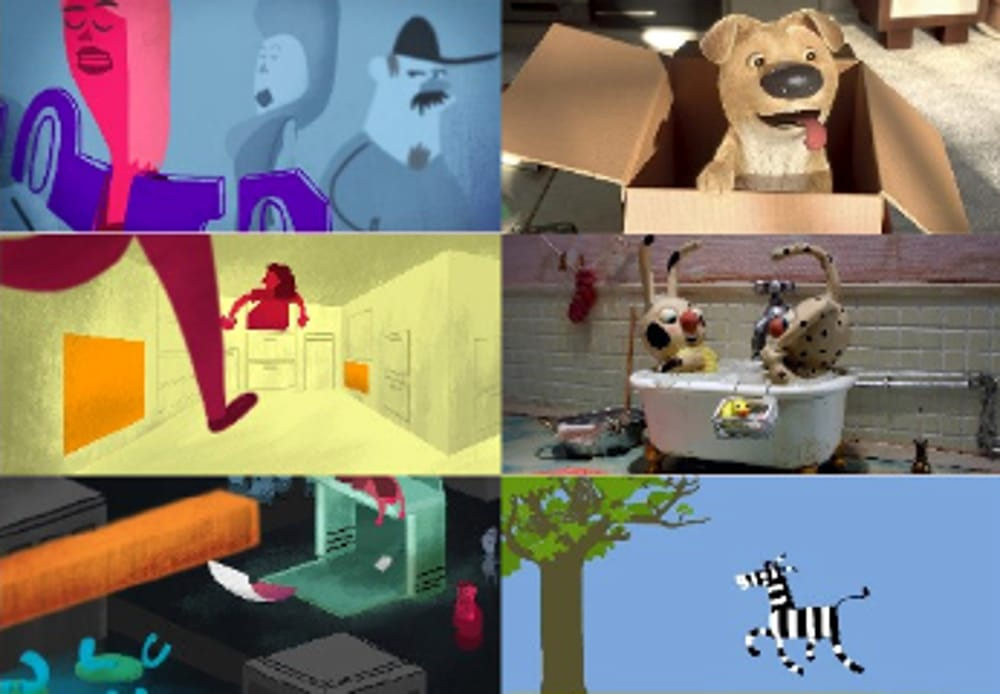Animazione per l'Infanzia (immagini di archivio)