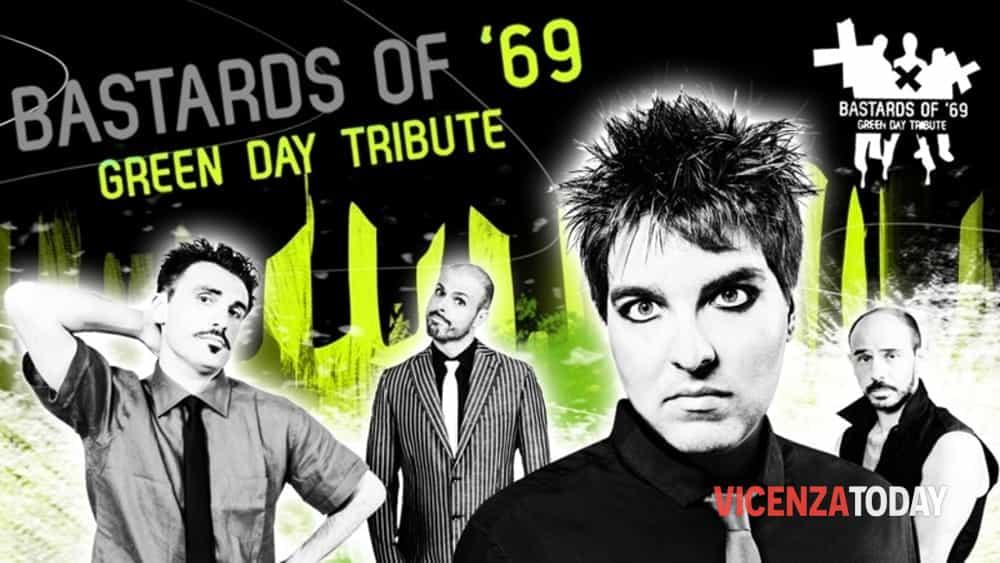 """""""Bastards of '69"""": Green Day tribute (immagini di archivio)"""