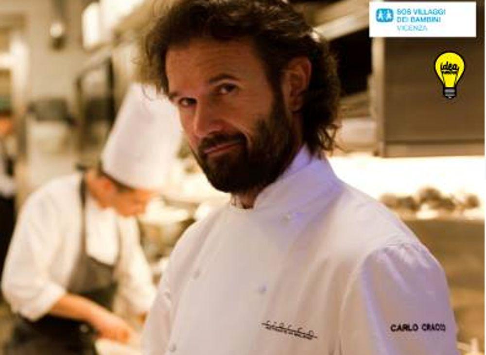 Carlo Cracco (foto facebook)