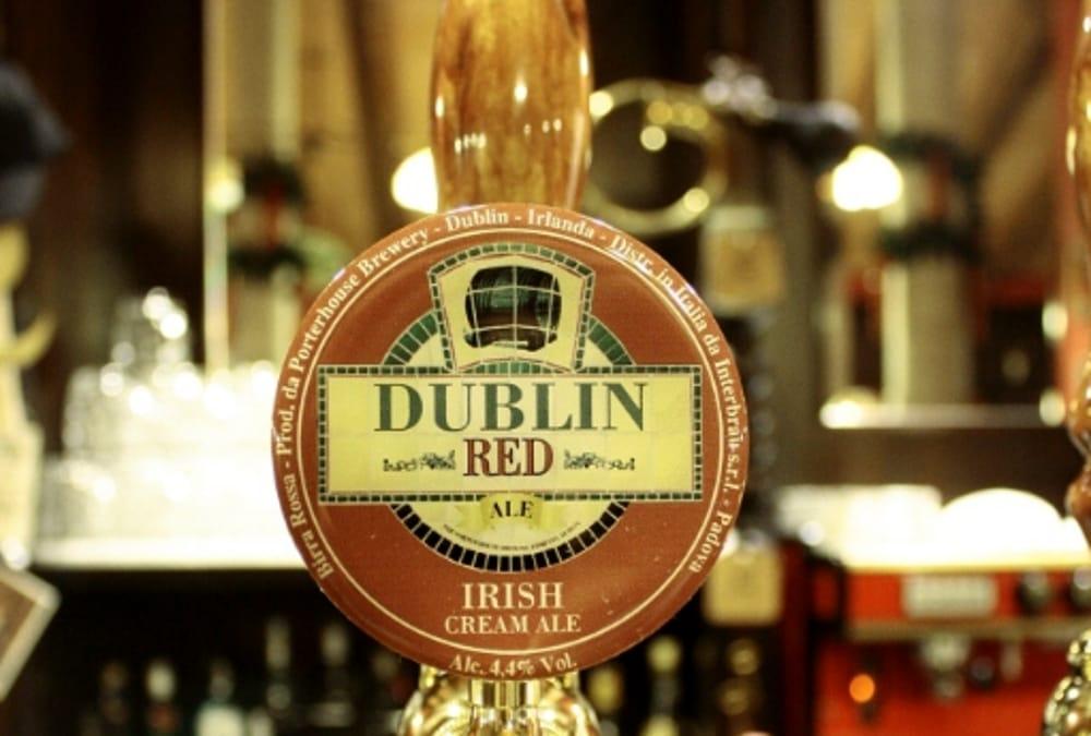 """""""Dublin Red"""" (immagini di archivio)"""