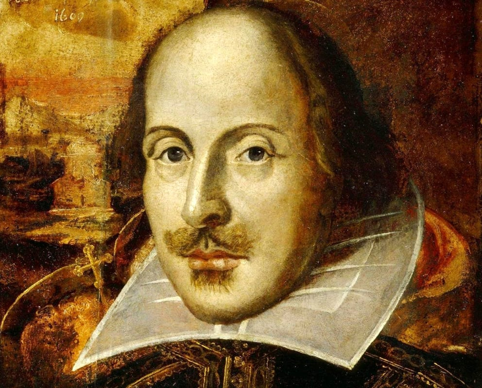William Shakespeare (immagini di archivio)