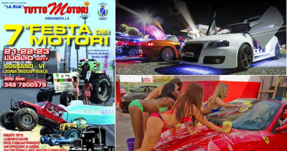 Festa dei Motori (immagini di archivio)