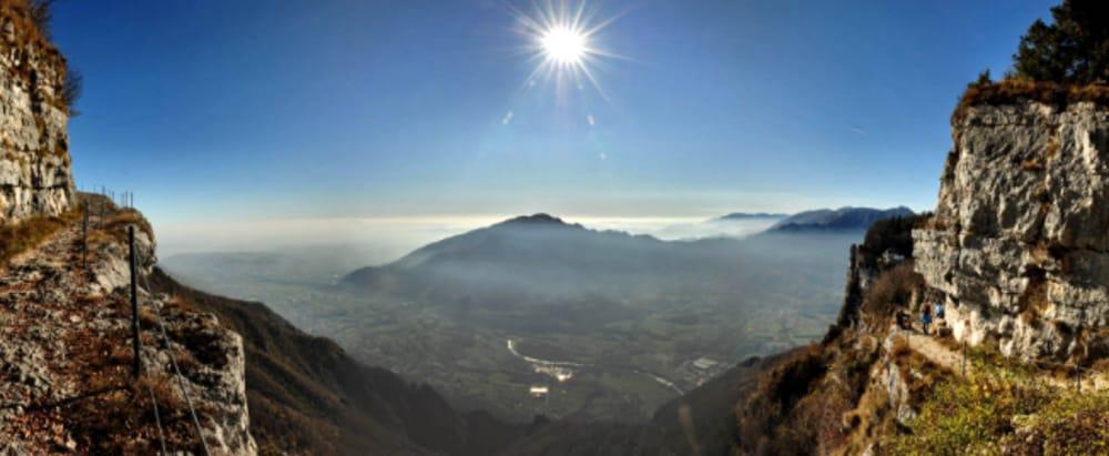 Escursioni Monte Cengio (immagini di archivio)