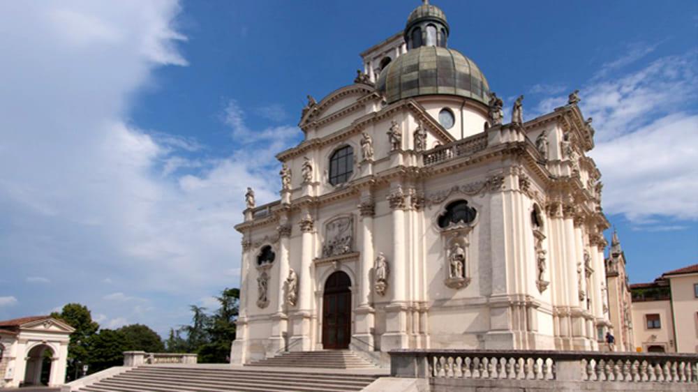 Santuario della Madonna di Monte Berico (immagini di archivio)