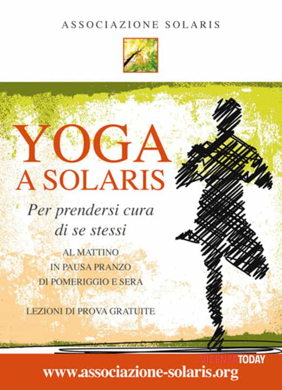 """""""Yoga a Solaris"""" (immagini di archivio)"""
