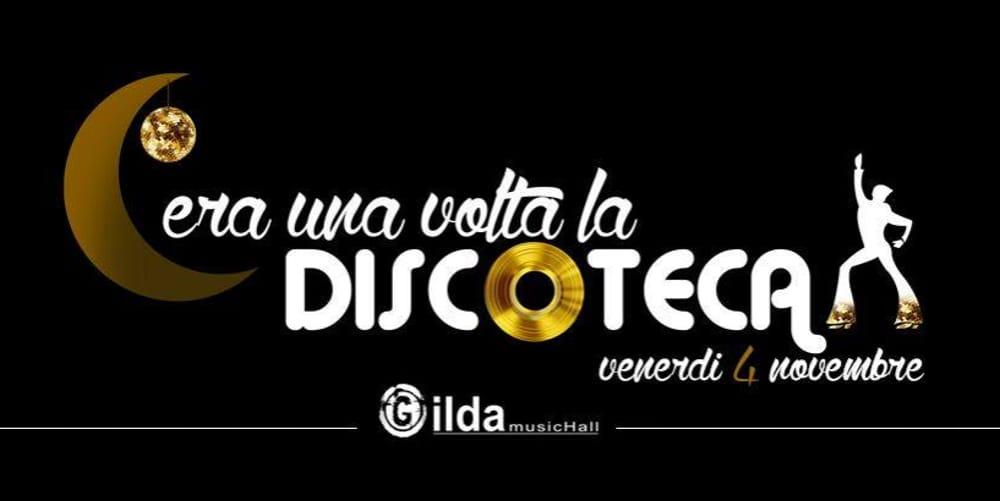 """Locandina """"C'era Una Volta La Discoteca"""" (foto facebook)"""