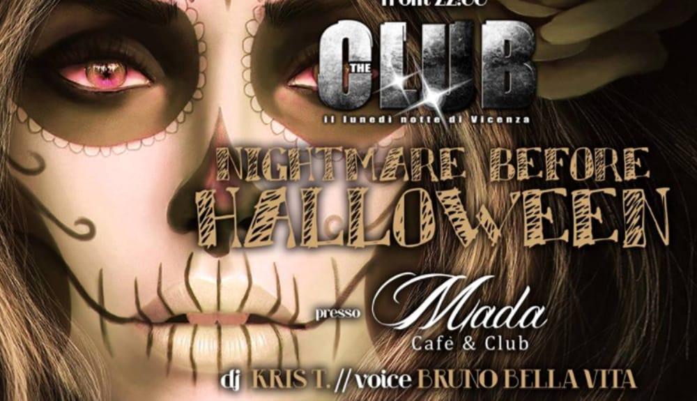 """""""Nightmare Before Halloween"""" (immagini di archivio)"""
