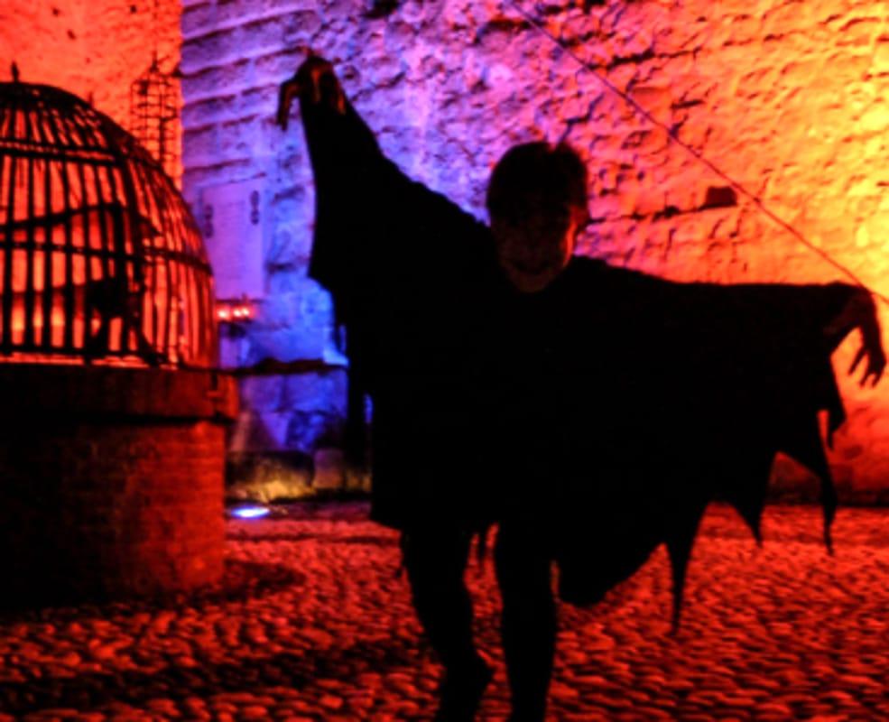 """""""La Luce Rossa nel Pozzo"""" (immagini di archivio)"""