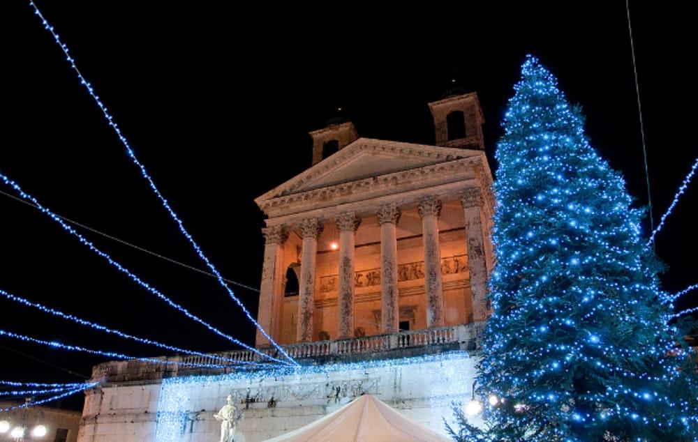 """""""Magia del Natale"""" a Schio (immagini di archivio)"""