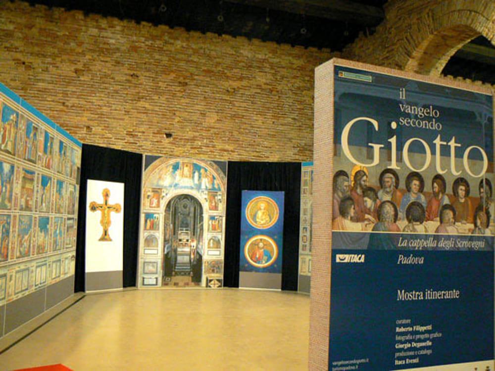 """""""Il Vangelo secondo Giotto"""" (immagini di archivio)"""