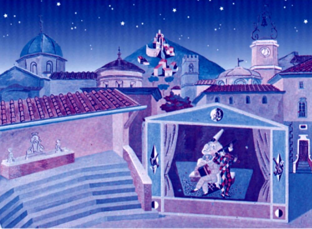 """""""Teatro Sotto le Stelle"""" (immagini di archivio)"""