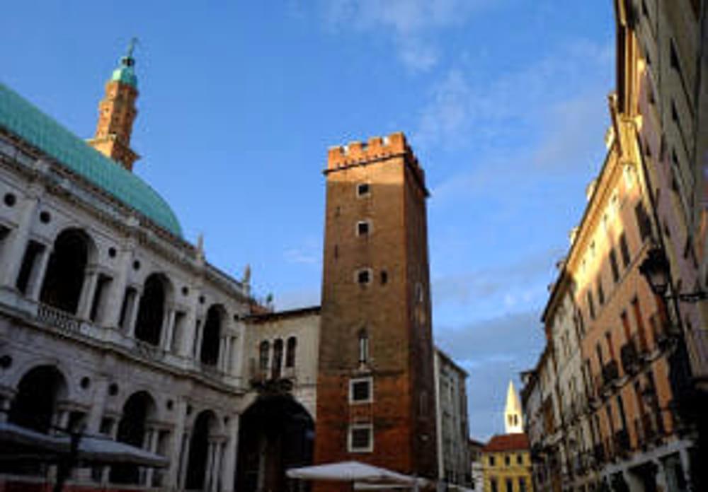 Centro storico di Vicenza (immagini di archivio)